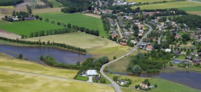 Ny karttjänst identifierar översvämningsområden