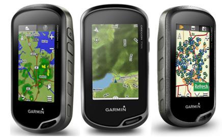 Garmin Oregon® 700-serien – GPS- og GLONASS-håndholdte