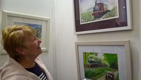 Station adoption enables Nuneaton station to be part of Open Arts Trail
