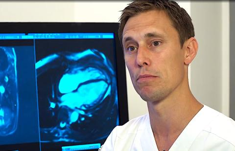 Ny magnetkamera på Skånes universitetssjukhus hittar svar på oklar bröstsmärta