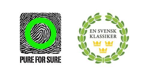 En Svensk Klassiker inleder samarbete med Pure For Sure