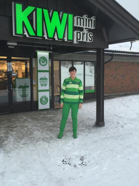 Åpner Lillehammers sjette KIWI-butikk