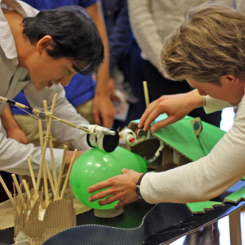 Designhögskolan nominerad till Varumärkespriset 2012