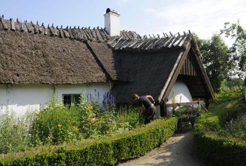 Gamlegård, Kulturens Östarp