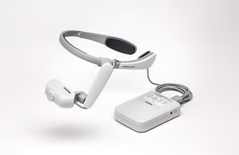 Brother AiRScouter WD-200B handsfree display