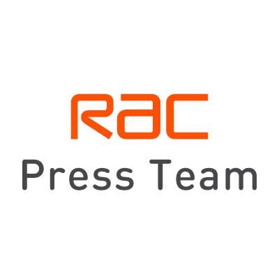 RAC press team logo 2019