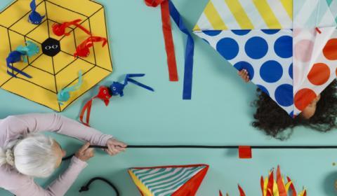 IKEA Foundation donerer 335 mio. kr. til børns tryghed, trivsel og leg