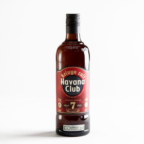 Havana Club 7 Años: Kelvyn Colt Limited Edition