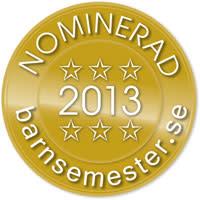 Solresor är nominerade till det Stora Barnsemesterpriset 2013