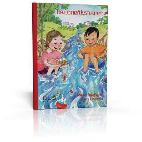 Ving i samarbete med barnboksförfattare till stöd för barnhem i Muang Mai, Phuket