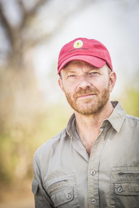 Alarik Sandrup, programchef för We Effect i Malawi