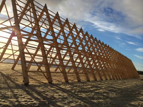 Saltprojektet vid Sandhornøy, Nordnorge