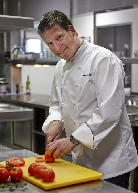 Pontus Frithiof öppnar ny restaurang med gröna och klimatsmarta val på menyn