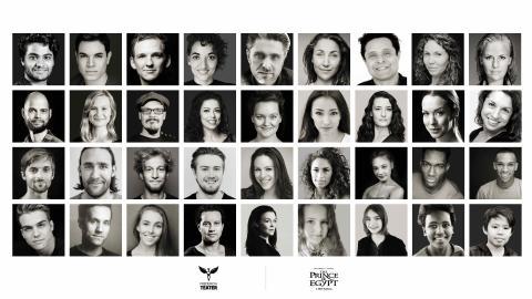 Fredericia Teater offentliggør internationalt cast til musicalen THE PRINCE OF EGYPT – og forlænger igen i Fredericia