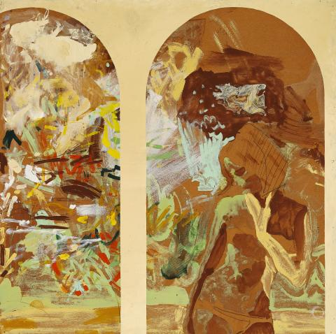 The Many Faces of Per Kirkeby: from Pop Art to Geology