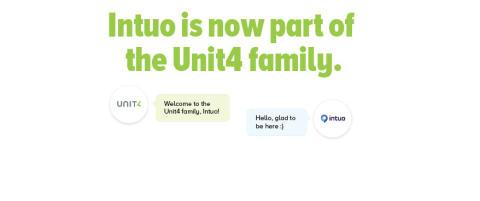Unit4 förvärvar Intuo – stärker HR-portföljen