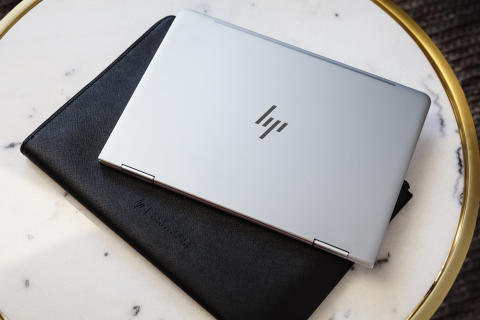HP Spectre x360 13.3 with premium sleeve