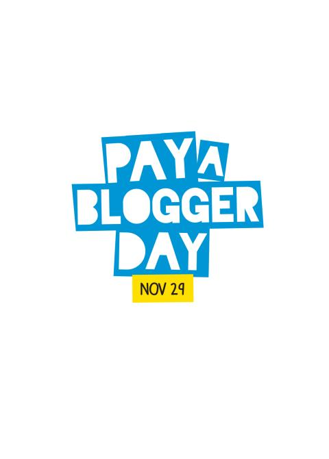 Pay a Blogger Day logo (PDF)