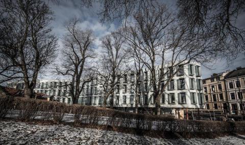 Månedens bygg april 2016: ROM Eiendom - Munkedamsveien 62 i Oslo