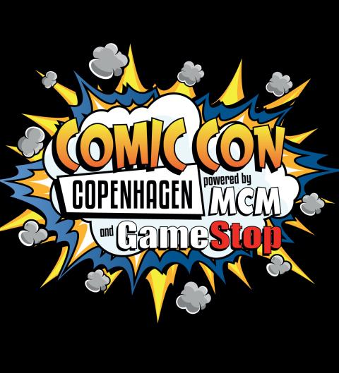 Comic Con Copenhagen logo