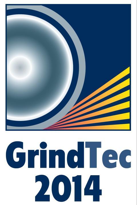 Saint-Gobain Abrasives mukana GrindTec 2014 -messuilla