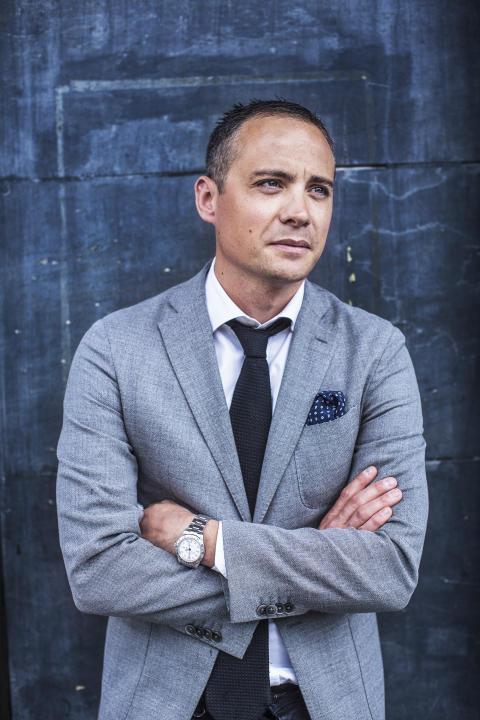 Anders Ingårda, VD Make Your Mark