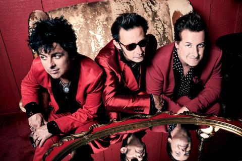 Green Day, Weezer, Lukas Graham og Mew til NorthSide
