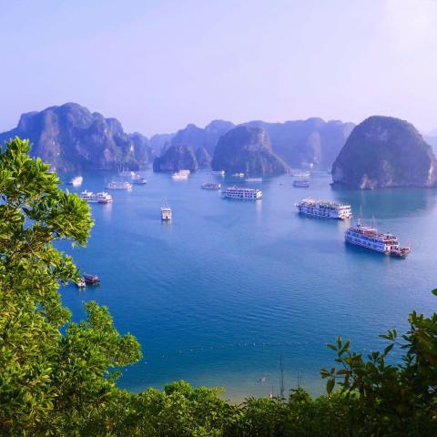 Vietnam, bild Nikolaus von Davidson 2