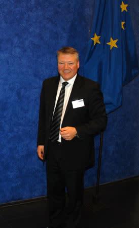 Brostadens miljöarbete presenterades för EU