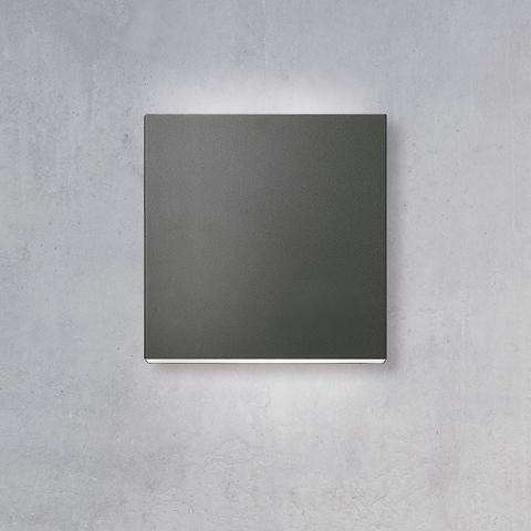 Square med den senaste ljuskällan LED