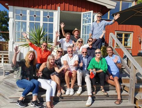 Buustamons Fjällgård nästa stopp för Petit Hotel Tour