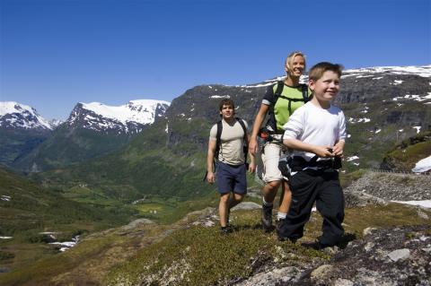 Rekordmånga svenskar besökte Norge i sommar