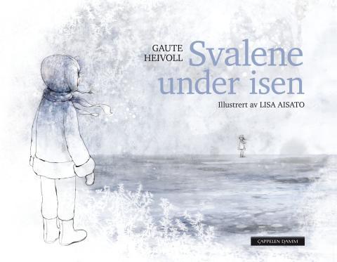 Gaute Heivoll skildrer den første kjærligheten i ny barnebok