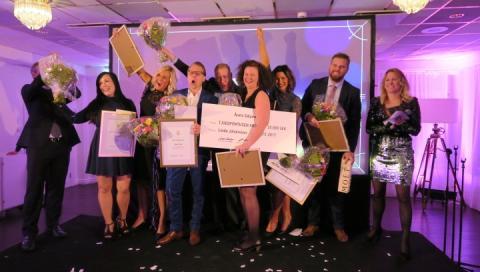 Stampen Media korar årets säljare för första gången