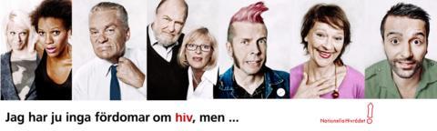Utmana din rädsla och okunskap om HIV och AIDS