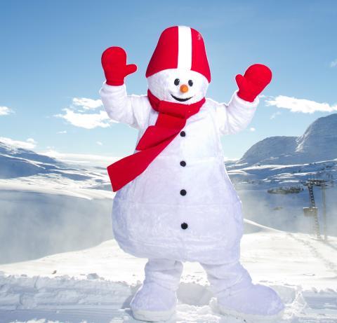 SkiStar AB: Valle feirer vinterferie i fjellet