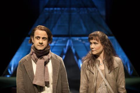 Katitzi nypremiär på Folkteatern Göteborg fredag 11 november 2011