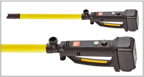 Ny batteridriven fatpump från Lutz