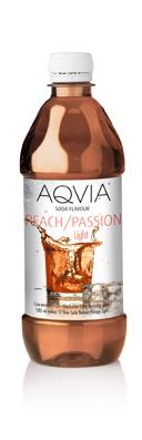 Peach Passion – ny medlem i AQVIA Soda Light-familjen