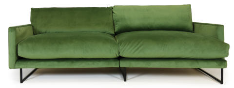 Style 3-sits soffa med vinkel