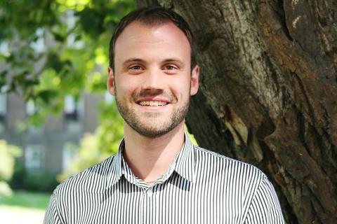 Dan Knutsson, förhandlare Hyresgästföreningen