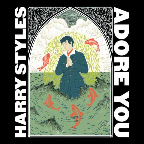 "Harry Styles nya singel ""Adore You"" släpps 6 december"