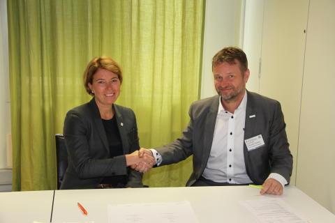 Nasjonalmuseet sikrer kulturarven med smart teknologi fra Schneider Electric