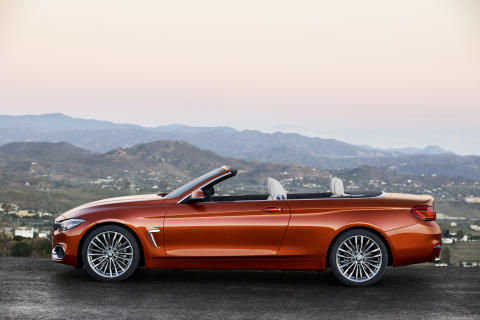 Nya BMW 4-serie Cabriolet