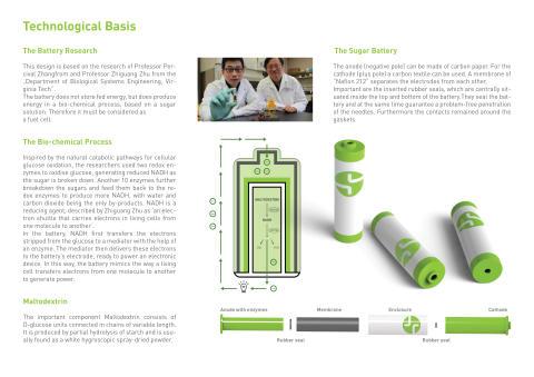 Zuckerbatterie Bild 5