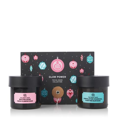 Duo Glow Facial Mask Kit
