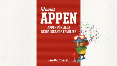 Hello There utvecklar app för en av Sveriges bästa skidorter