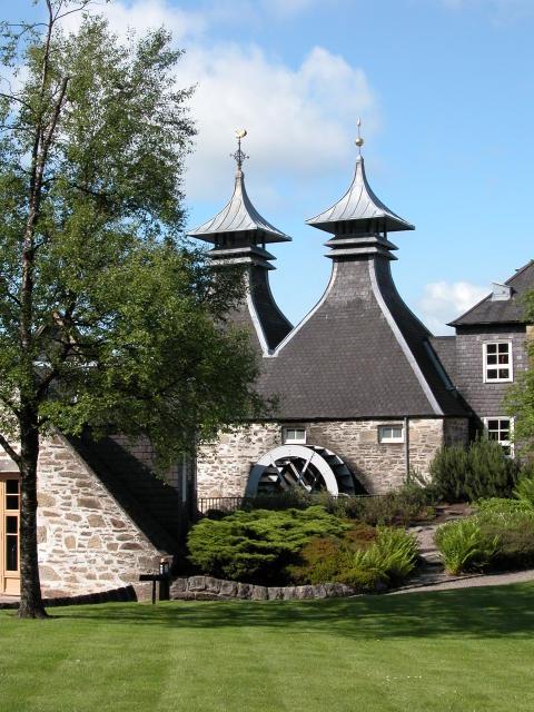 Moray Strathisla Distillery