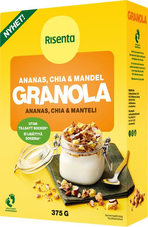 Förläng sommarkänslan med årets fräschaste frukostnyhet!