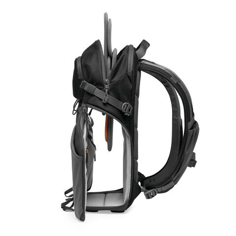 Camera_BackPack_Lowepro_Photo_Active_BP_200_LP37260-PWW_quickshelf_folded_out_of_top_4C
